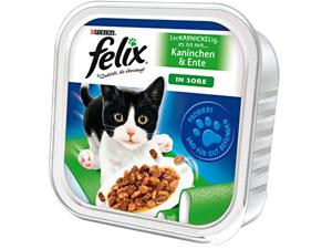 Список кормов для кошек
