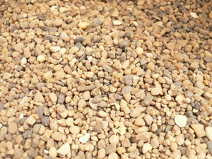 Крупнозернистый песок для аквариума