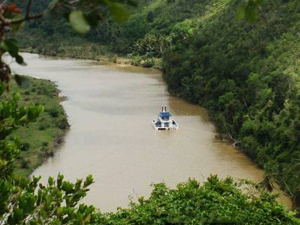 Реки центральной Америки - места обитания цихлазомы сальвини
