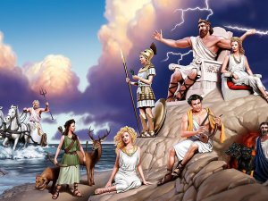Выбор клички из мифологии