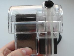 Навесной фильтр для аквариума