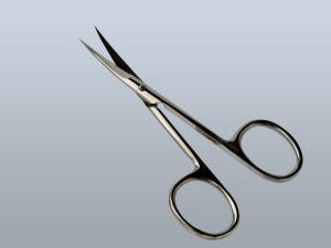 Необходимость обрезания плавников и хвоста гуппи при заболевании красной паршой