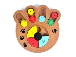 Развивающая логику игрушка для собак