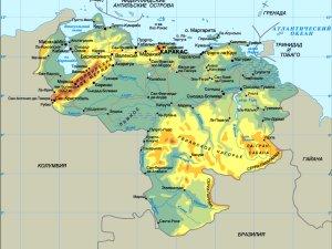 Происхождение рыбки из Венесуэлы